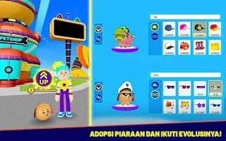 PK XD Mod Apk Unlimited Money