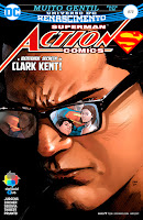 DC Renascimento: Action Comics #973