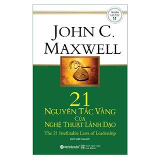 21 Nguyên Tắc Vàng Của Nghệ Thuật Lãnh Đạo (Tái Bản) ebook PDF-EPUB-AWZ3-PRC-MOBI