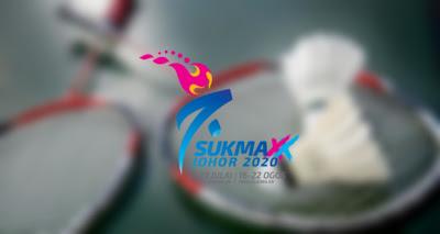 Jadual Badminton SUKMA 2020 (Keputusan)