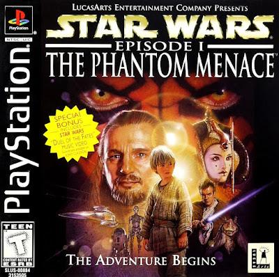 descargar star wars episode 1 the phantom menace psx por mega