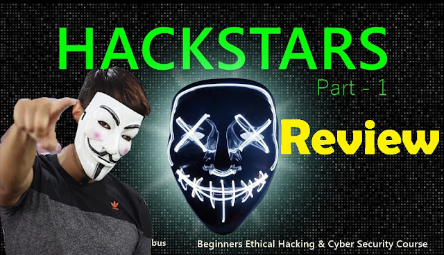 Hackstars Hacking Course Review