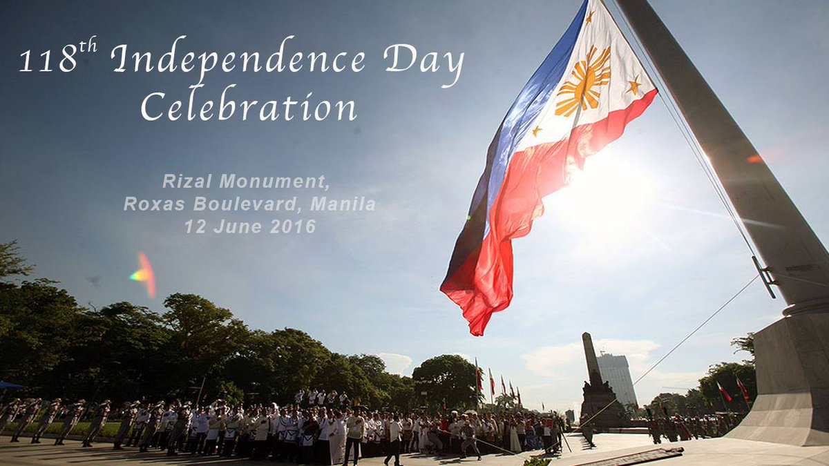 Philippine Independence 2016