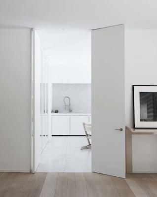 model pintu minimalis modern terbaru