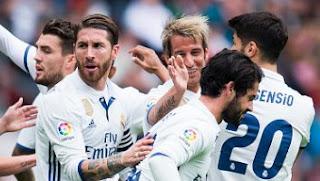 Real Madrid Menang Dramatis 3-2 atas Sporting Gijon