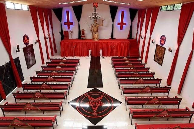 rumah ibadah lucifer