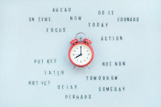 Procrastination Pronounce