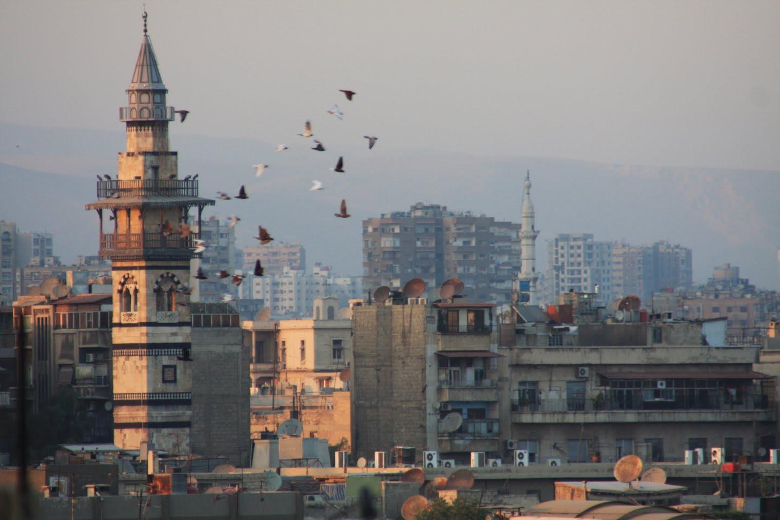 Explorando a lend ria cidade de damasco s ria - Fotos de damasco ...