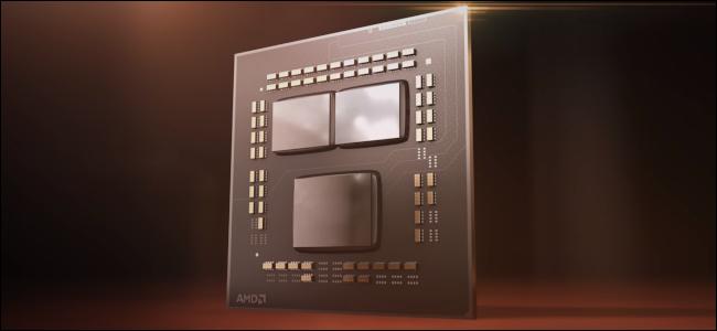 عرض الكمبيوتر للسيليكون على Zen 3 CPU.