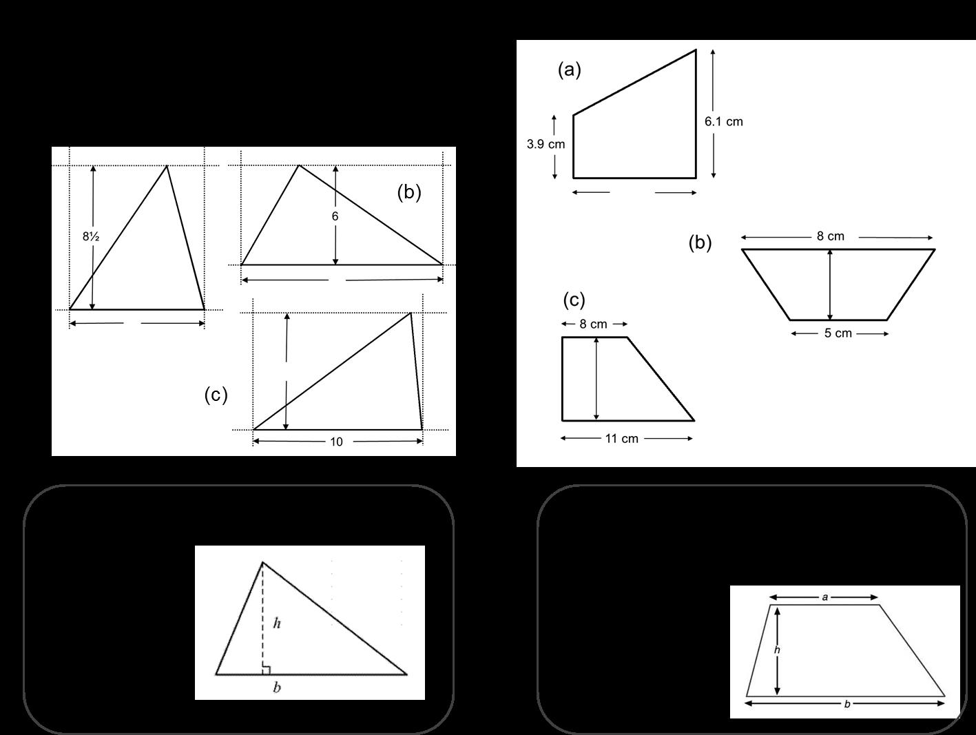 Median Don Steward Mathematics Teaching Consecutive Areas