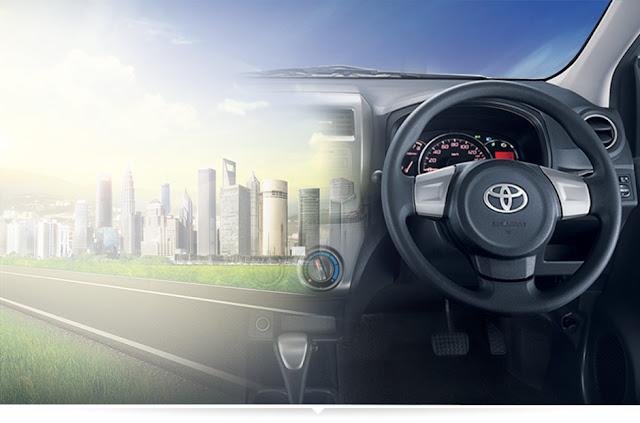 Spesifikasi Mobil Agya Terbaru 2016