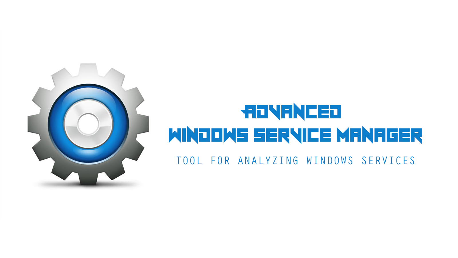 Advanced Windows Service Manager- Windows Service Analyzer