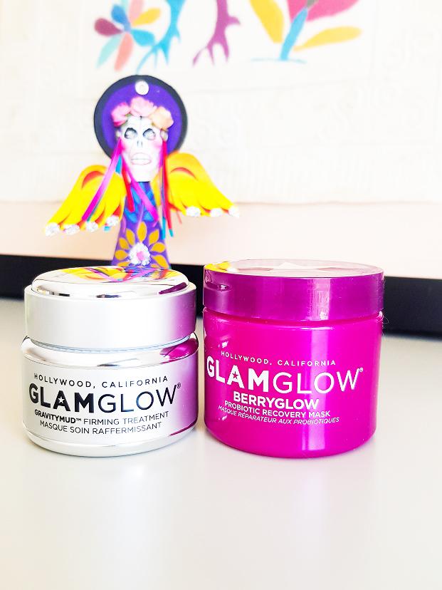 Mascarillas Glam Glow