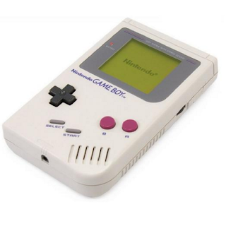 Game Boy original nostalgie