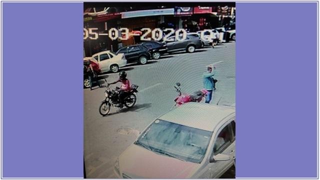 ROTAM recupera motocicleta furtada minutos após o crime, em Patos