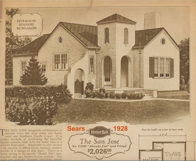 catalog image of Sears San Jose