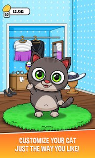 Oliver the Virtual Cat Apk - Free Download Android Game