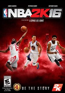 download NBA 2K16 pc torrent