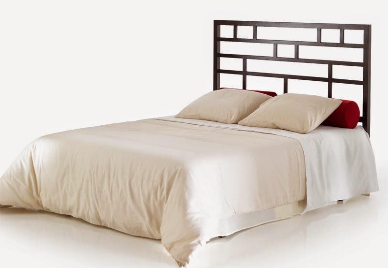 Cabecero dormitorio forja