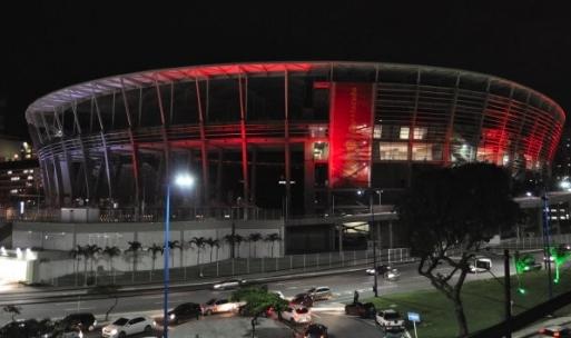 Arena Fonte Nova 2019