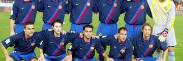 Barcelona Kits 2002 to 2005 - Dream League Soccer Kits 2021