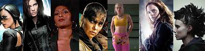 Dunia Sinema 10 Karakter Wanita Heroik dalam Film
