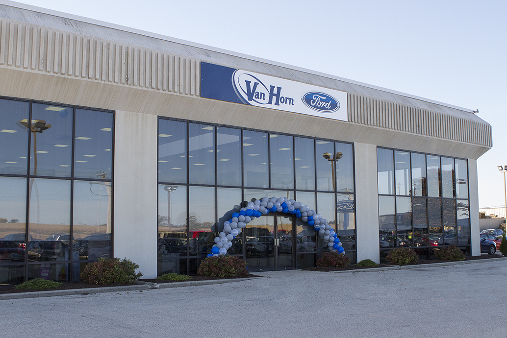 Sheboygan Ford Dealer >> Van Horn Ford of Lomira Grand Opening - Van Horn Automotive Group