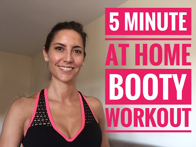 Fitness And Chicness-5 Minute at-home booty workout-1