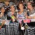Bloco Calú Mulher animou a quinta-feira da semana pré-carnavalesca