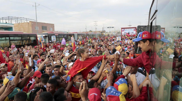 Venezuela destina 70% del presupuesto 2017 a la inversión social