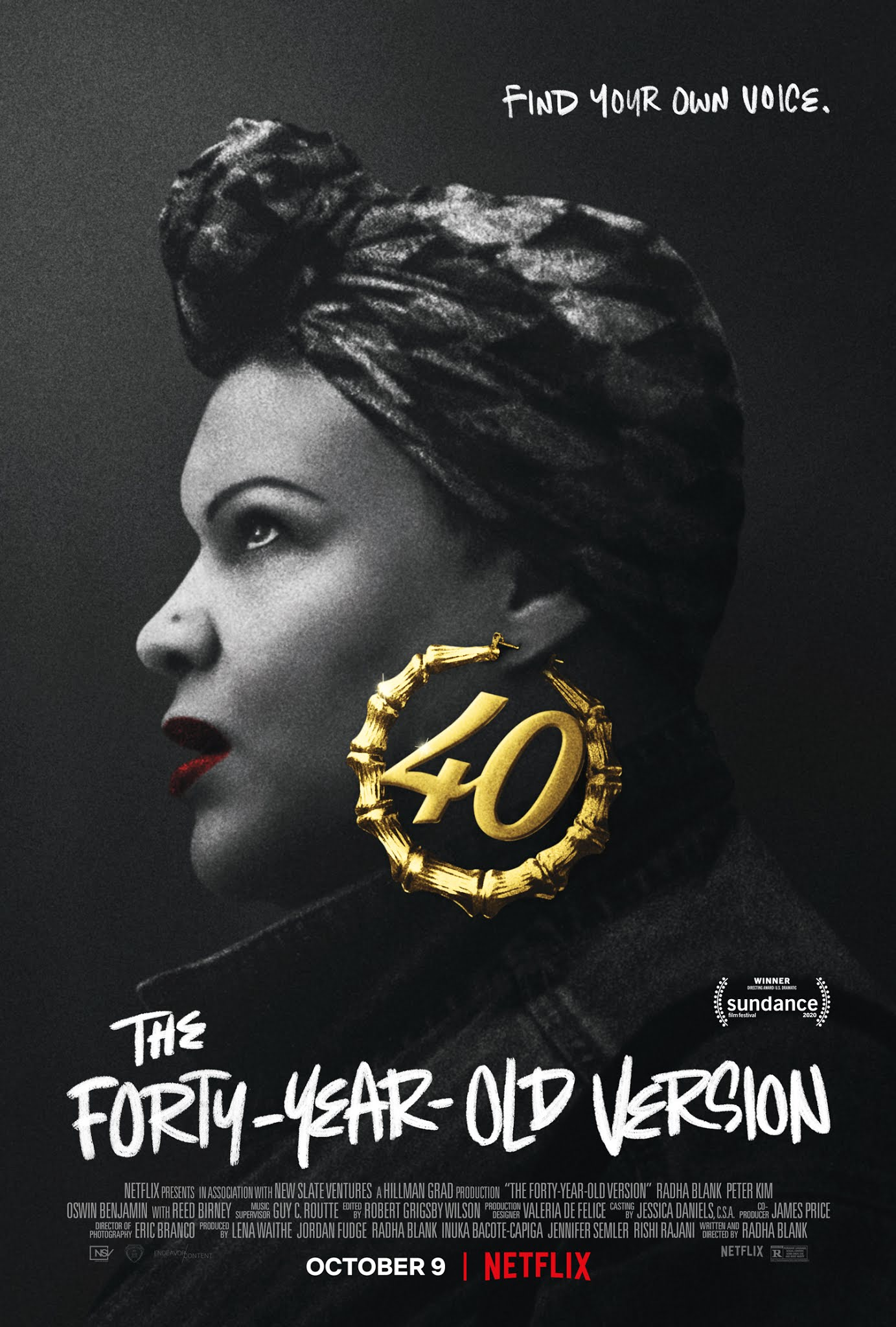 40 Tuổi Làm Rapper