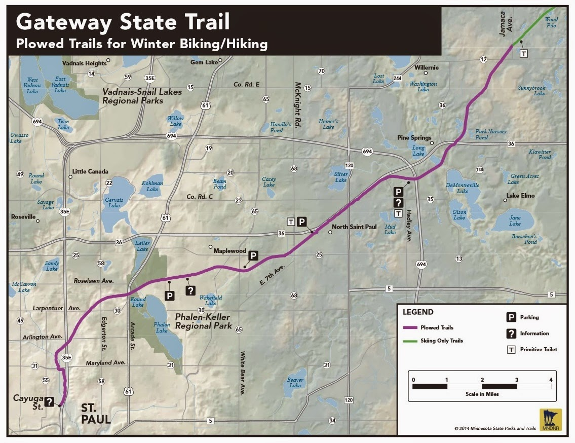 MN Bike Trail Navigator: New Fatbike Trails Opening Up ... Gateway Trail Map on forest park hiking trails map, mn state trails map, gateway to the west on map, kansas trails map, boulder co map, cockaponset state forest haddam map, gateway salt lake city, garfield county road map, twin cities bike map, lake phalen map, st. croix river map, gateway national recreation area map, iowa bike trails map, gateway trail browns creek trail, gateway colorado, gateway canyon map, gateway to hell,