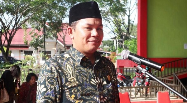 Waket II DPRD Mura Mengajar Wawasan Legislatif di IAIN Palangka Raya