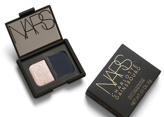 NARS Charlotte Gainsbourg Velvet Duo Eyeshadow Old Church Street Review