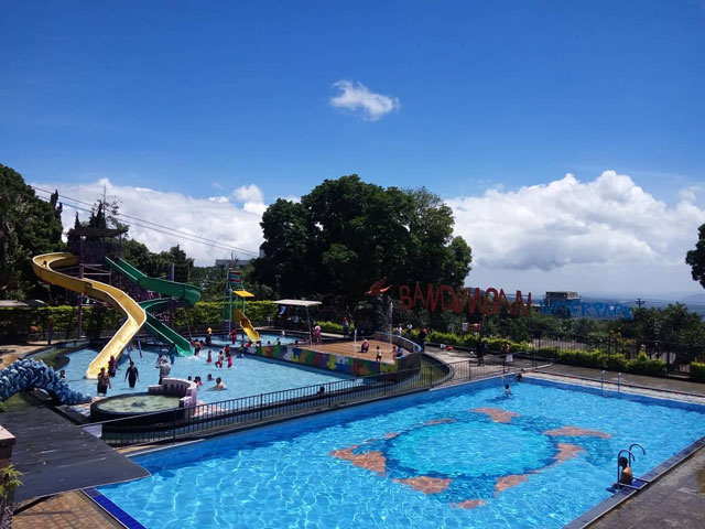 New Bandungan Indah Waterpark & Faily Resort