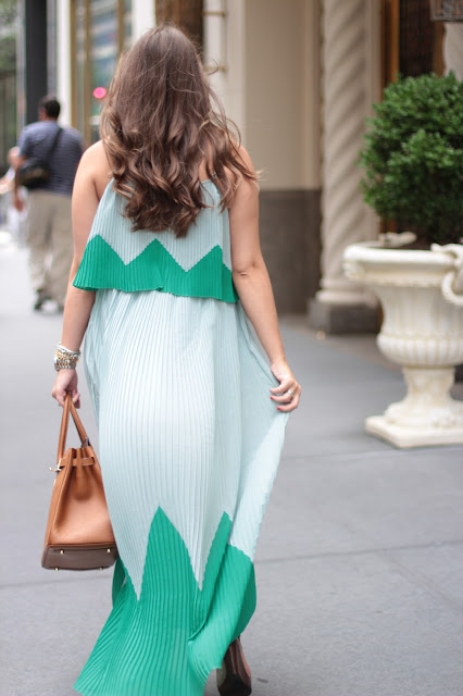 shades of blue, summer maxi dresses