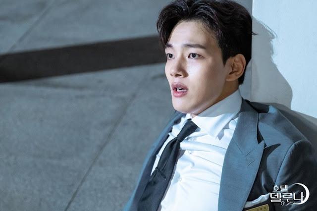 first impressions kdrama hotel del luna Yeo Jin Goo