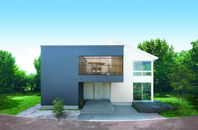 สร้างบ้านสไตล์ญี่ปุ่น