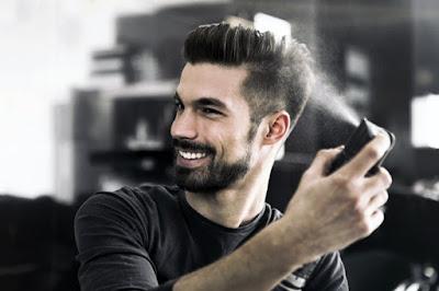 Hướng dẫn cách sử dụng gôm xịt tóc nam đúng cách