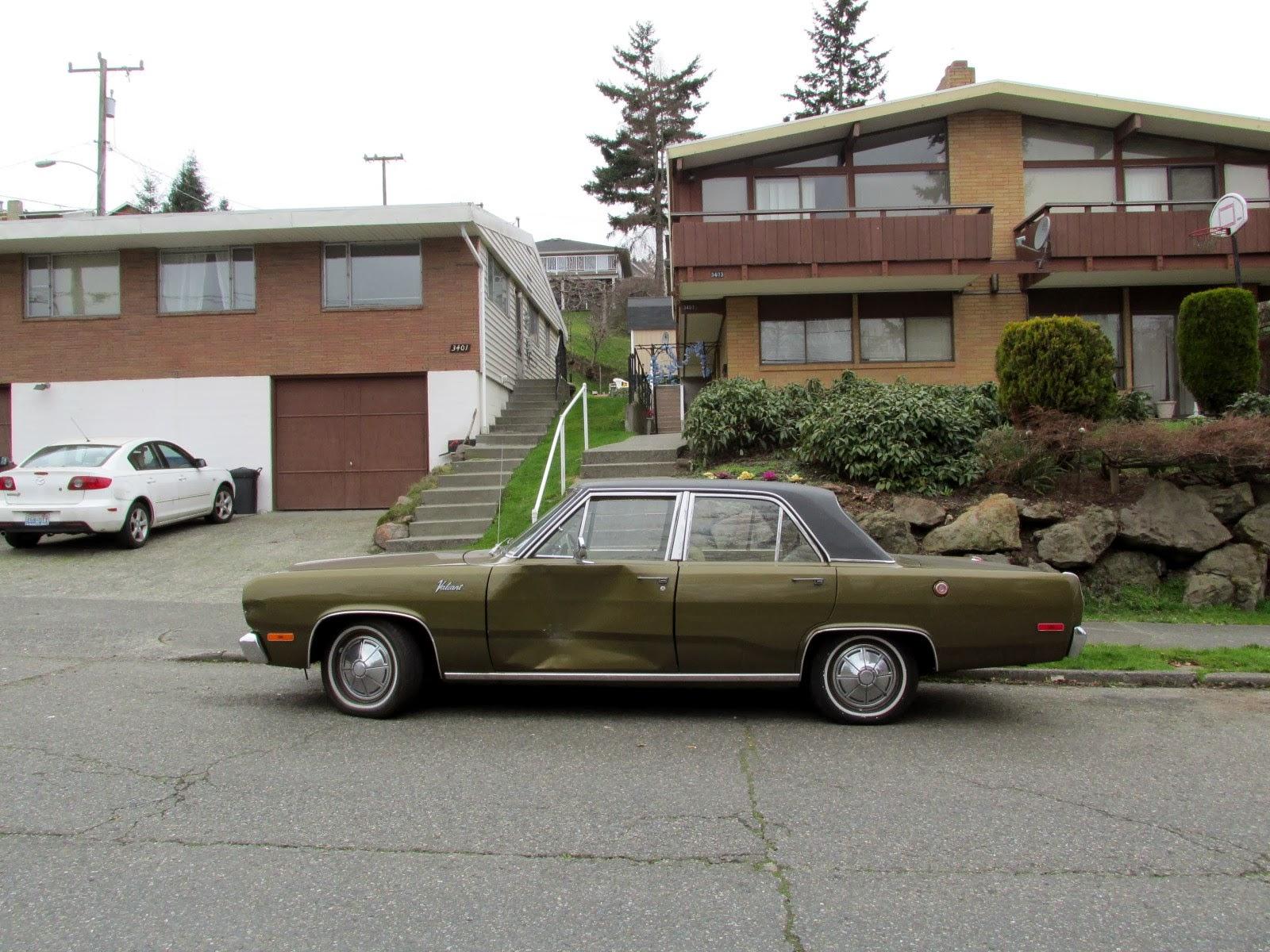 1970 plymouth valiant sedan [ 1600 x 1200 Pixel ]