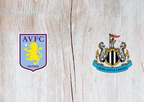 Aston Villa vs Newcastle United -Highlights 23 January 2021