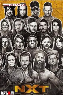 عرض WWE NXT 27.01.2021 مترجم