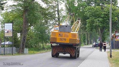 Polan ŻK-161 w Darłówku