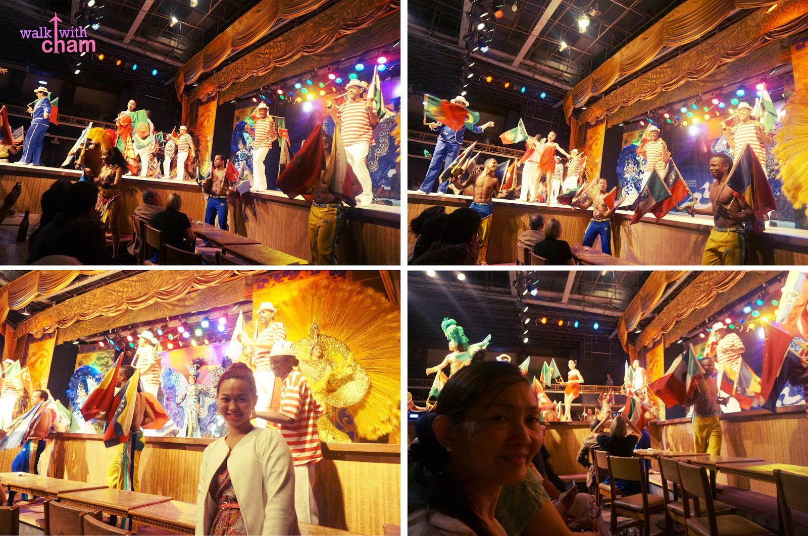 Walk with Cham: Things to do in RIO DE JANEIRO | Plataforma Show
