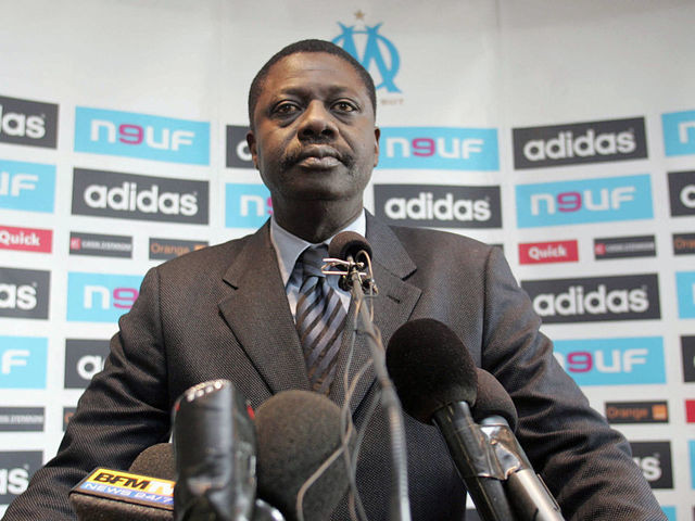 Former Marseille president Pape Diouf dies after contracting Coronavirus