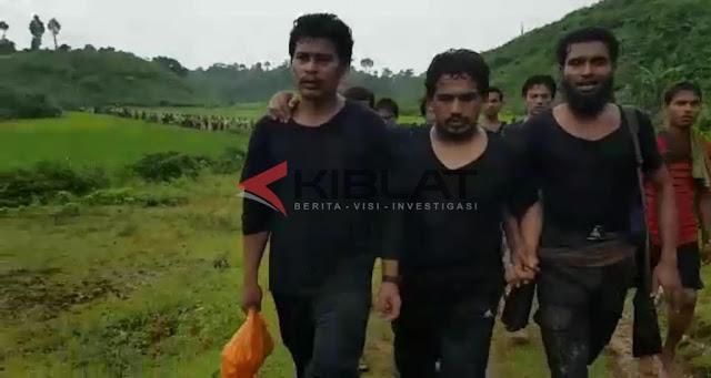 Militan Arakan Kembali Muncul, Balas Kekerasan Myanmar atas Muslim Rohingya