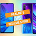 Realme 5 and Realme 5 Pro comparison ,price and specification, Pros and Cons