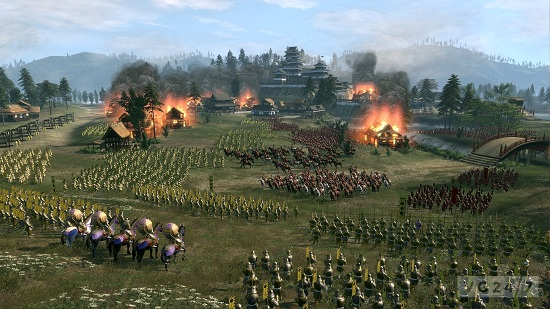 Total War Shogun 2 PC Game