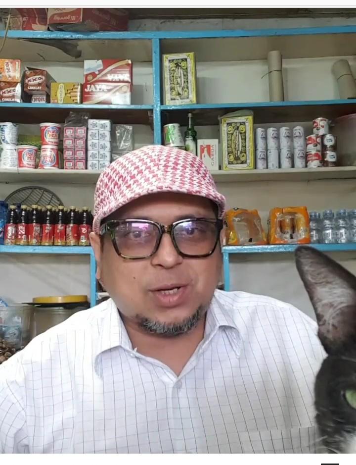 Debat Perdana Berakhir, Ini Kritik Pedas Ustadz Haikal Hassan