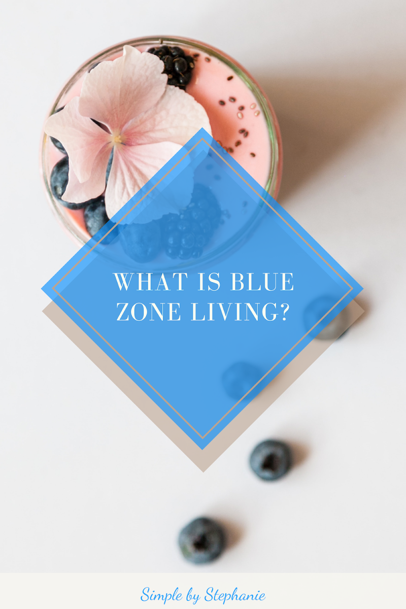 Blue Zone Living